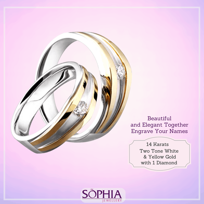 Sophia Jewellery wedding rings mindanao
